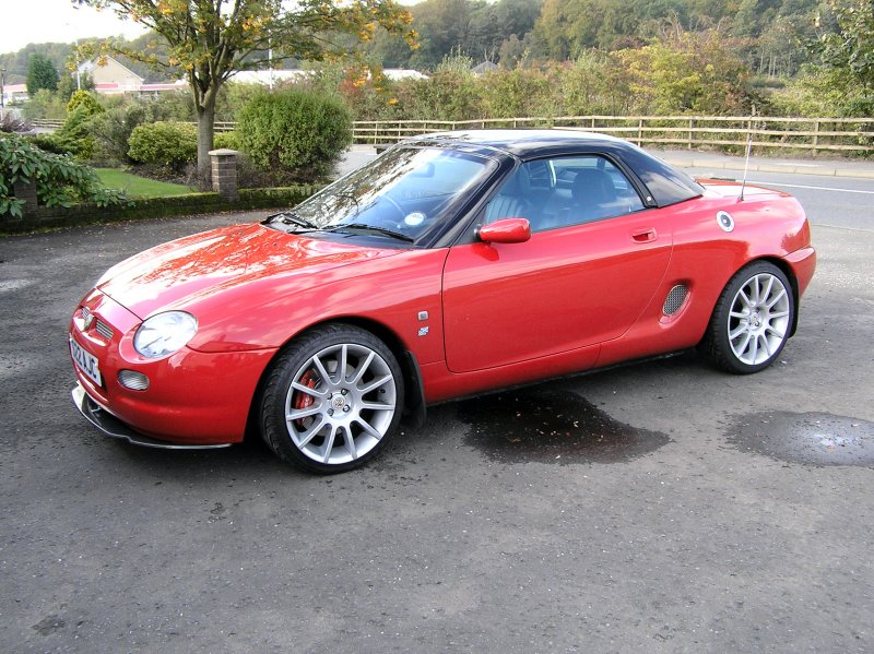 MG TF Hard Tops - The MGF Register Forums